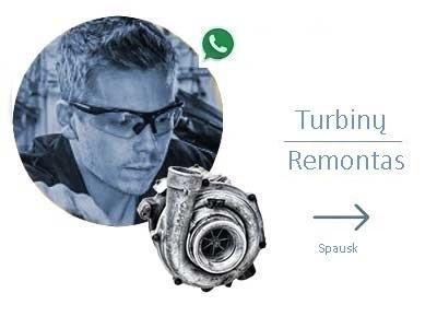 bmw turbinos restauravimo kaina